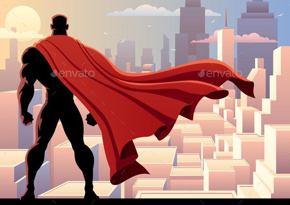 Superhero Watch 2 - People Characters