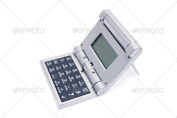 Digital Alarm Clock - Stock Photo - Images