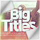 Big Titles Motivational Opener - VideoHive Item for Sale