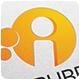 Info Bubbles Logo Template