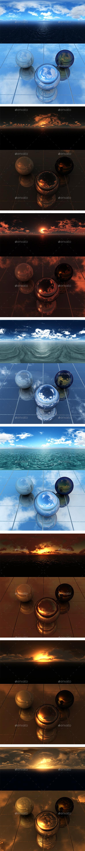 Pack - Sea 22 - 3DOcean Item for Sale