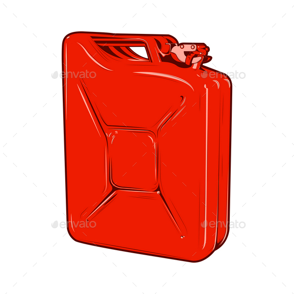Jerrycan - Industries Business