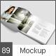 Booklet / Catalog / Magazine Mock-Up Landscape - GraphicRiver Item for Sale