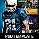 The Colosseum - Sports Magazine PSD Template Nulled