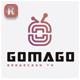 Tv Broadcast Logo - GraphicRiver Item for Sale
