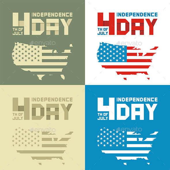 Independence Day - Seasons/Holidays Conceptual