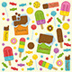 Sweet Seamless Background - GraphicRiver Item for Sale