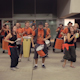 Troupe Of Brazilian Style Drumers - VideoHive Item for Sale