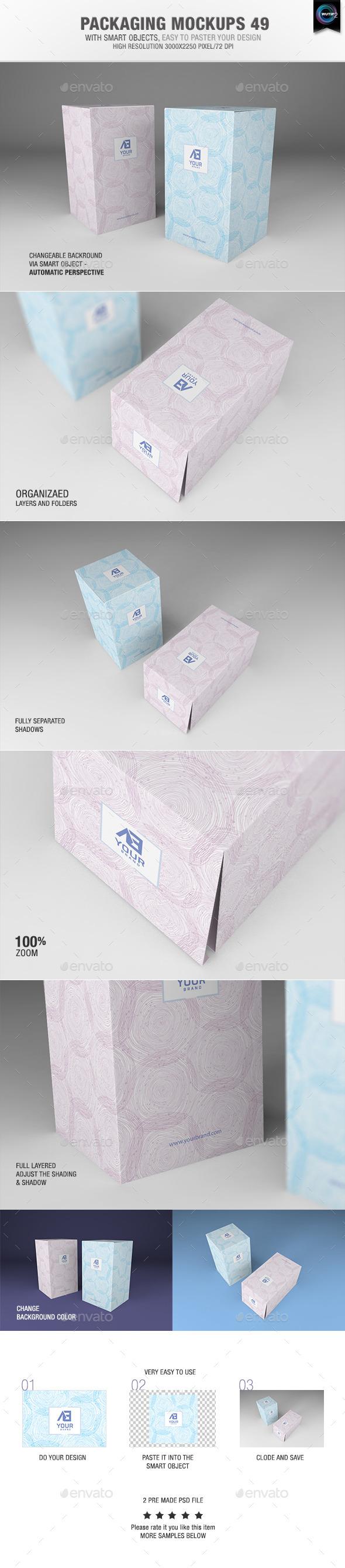 Packaging Mock-ups 49 - Packaging Product Mock-Ups