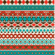 Native American Border Patterns - GraphicRiver Item for Sale