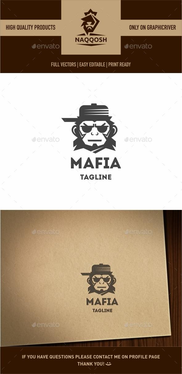 Mafia - Symbols Logo Templates