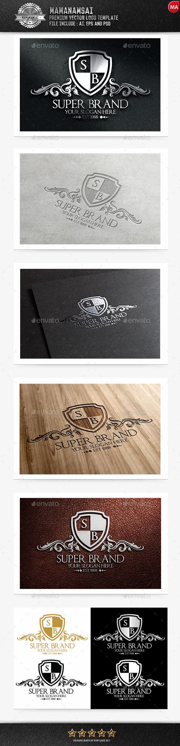 Super Brand Logo - Logo Templates