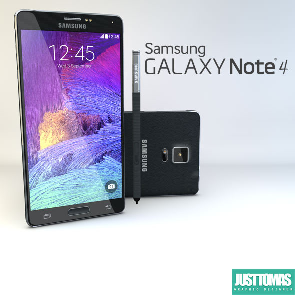 Samsung Galaxy Note 4 - 3DOcean Item for Sale
