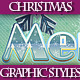 Set of Christmas & New Year Graphic Styles - GraphicRiver Item for Sale