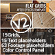 Flat Grids - VideoHive Item for Sale