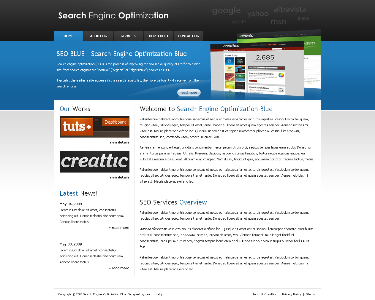 Free Download SEOBLUE Nulled Latest Version