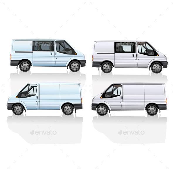 Van - Travel Conceptual