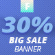 Online Marketing 'Big Sale' Banners  - GraphicRiver Item for Sale
