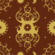Seamless Pattern Wallpaper - Original Design - GraphicRiver Item for Sale