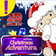 Christmas Adventure Game Kit - GraphicRiver Item for Sale