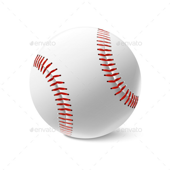 Baseball Ball - Sports/Activity Conceptual
