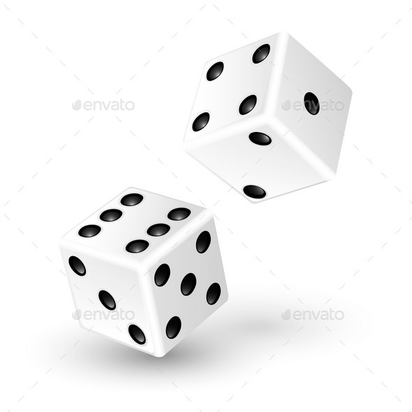Dice - Sports/Activity Conceptual