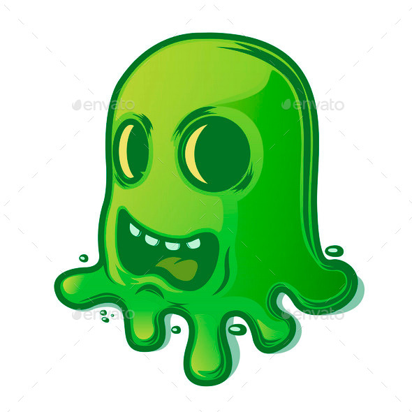 Green Slug - Sports/Activity Conceptual