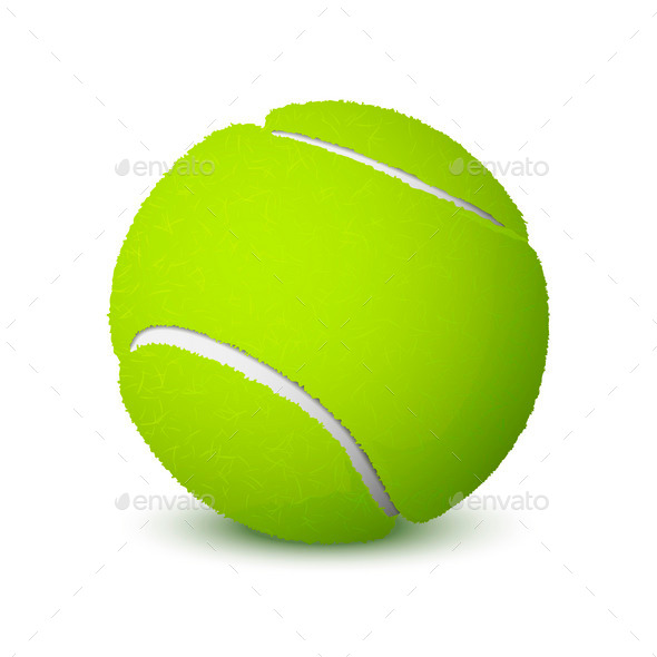 Tennis Ball - Sports/Activity Conceptual