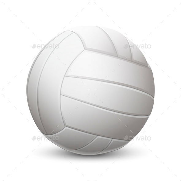 Volleyball - Sports/Activity Conceptual