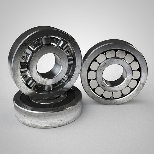 Bearing - 3DOcean Item for Sale