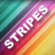 Stripes Backgrounds and Contentboxes - GraphicRiver Item for Sale