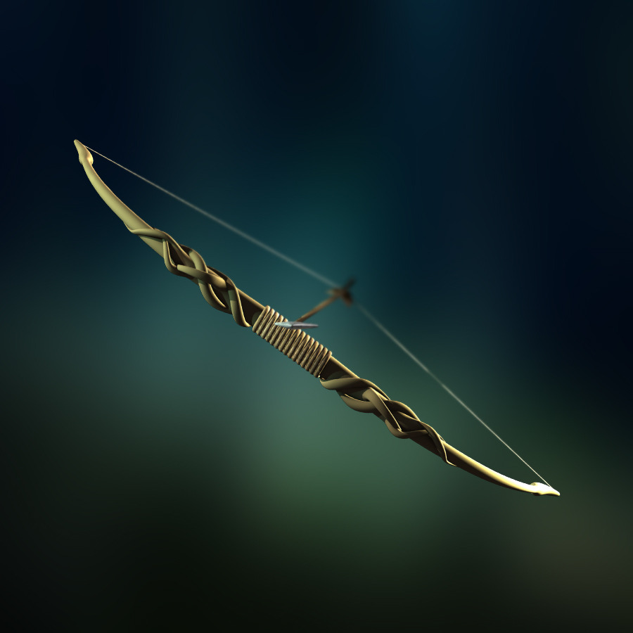 Tibia arrow slot items