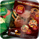 Nexfood_Restaurant Foods Flyers/Add - GraphicRiver Item for Sale