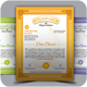 Certificate_Templates - GraphicRiver Item for Sale