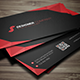 Modern Corporate Business Card 2 - GraphicRiver Item for Sale