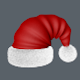 hat santa - 3DOcean Item for Sale