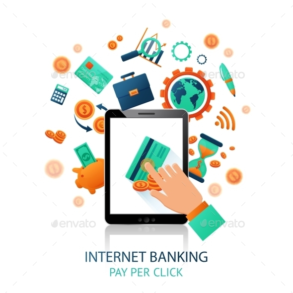 Internet Banking Application - Business Conceptual