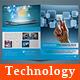 Technology Brochure Catalog - GraphicRiver Item for Sale