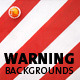 Warning Stripes Wall  Backgrounds Pack - GraphicRiver Item for Sale