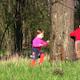 Children Run Around Tree - VideoHive Item for Sale