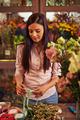 Floral designer at work - PhotoDune Item for Sale
