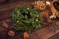 Coniferous wreath - PhotoDune Item for Sale