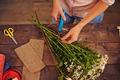 Shortening floral stems - PhotoDune Item for Sale