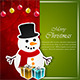 Christmas Celebration Card - GraphicRiver Item for Sale