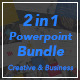 2 in 1 Powerpoint Bundle - GraphicRiver Item for Sale