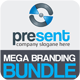 Present_Mega Branding Pack - GraphicRiver Item for Sale