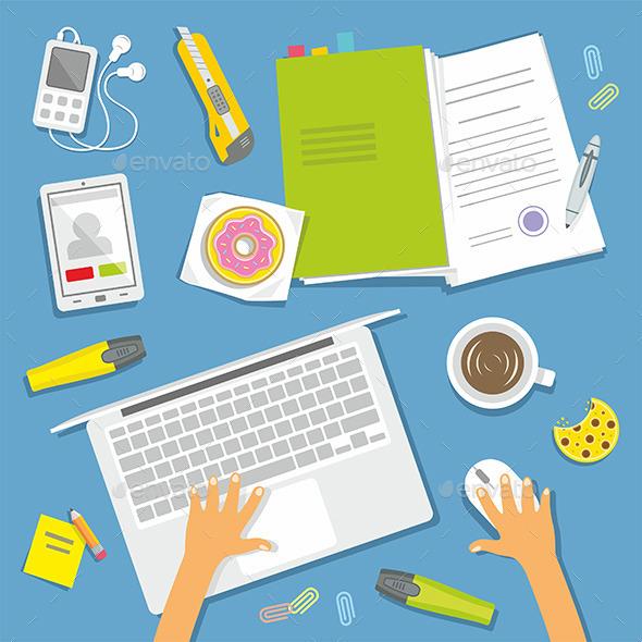 Desktop - Business Conceptual