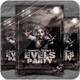 Evels Party Flyers - GraphicRiver Item for Sale
