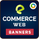 E-Commerce Banner Design Set - GraphicRiver Item for Sale