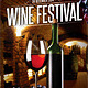 Wine Festival Flyer Template - GraphicRiver Item for Sale